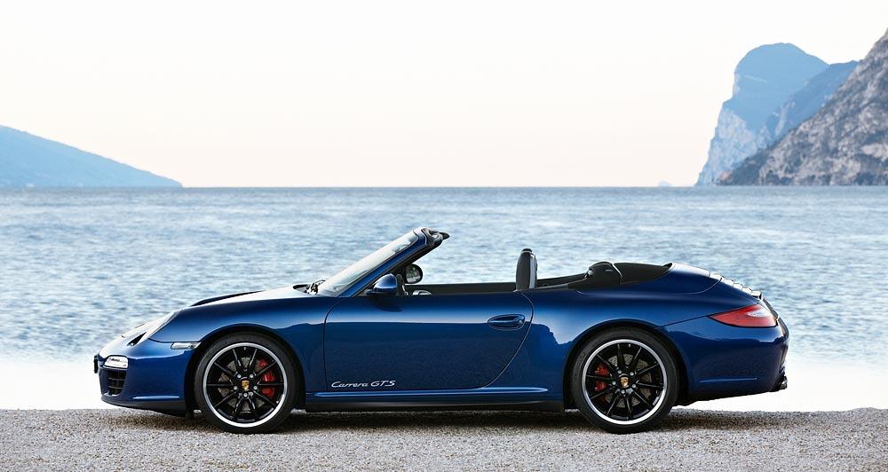 Foto de Porsche 911 Carrera GTS (1/7)