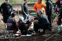 Jonathan Barragán, posible rotura de pierna entrenando