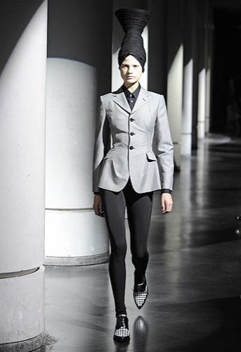 Junya Watanabe, Primavera-Verano 2010 en la Semana de la Moda de París III