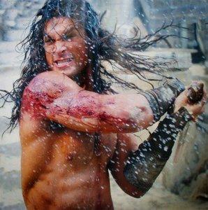 Conan en acción