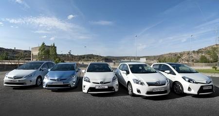 Gama híbrida de Toyota. Presentación y prueba en Valladolid (Parte 2)