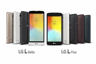 L Bello y L Fino, los dos smartphones que LG tiene preparado para el IFA 2014