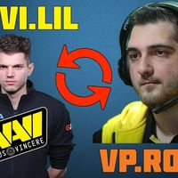 El cambio de jugadores entre Virtus Pro y Natus Vincere que ha impactado a la comunidad