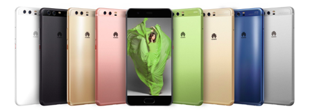 Huawei P10 Colores