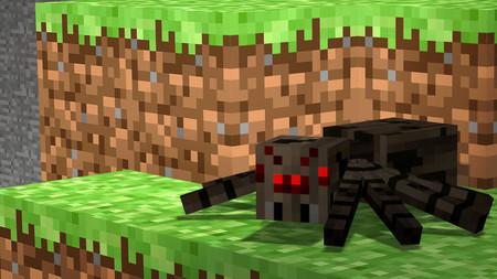 Después de cinco años sin morir, la partida más larga de la historia de Minecraft acaba por culpa de...una araña
