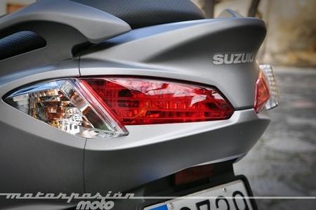 Suzuki Burgman 125 2014