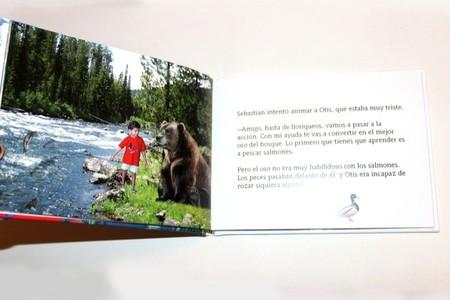 Colorín Coloreado edita libros personalizados con las imágenes reales de los peques como protagonistas