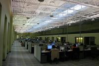 ¿Puede ser útil cambiar de sitio periódicamente a los trabajadores en la oficina?