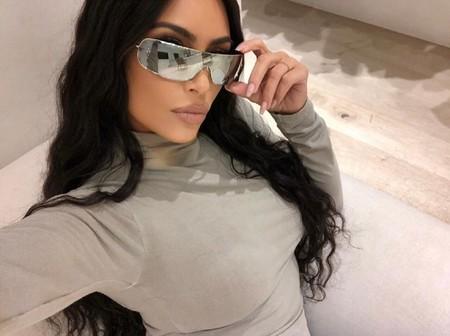 Kim Kardashian, como una Robin Hood de las gafas de sol, sacará una colección económica con precios inferiores a los 100 euros