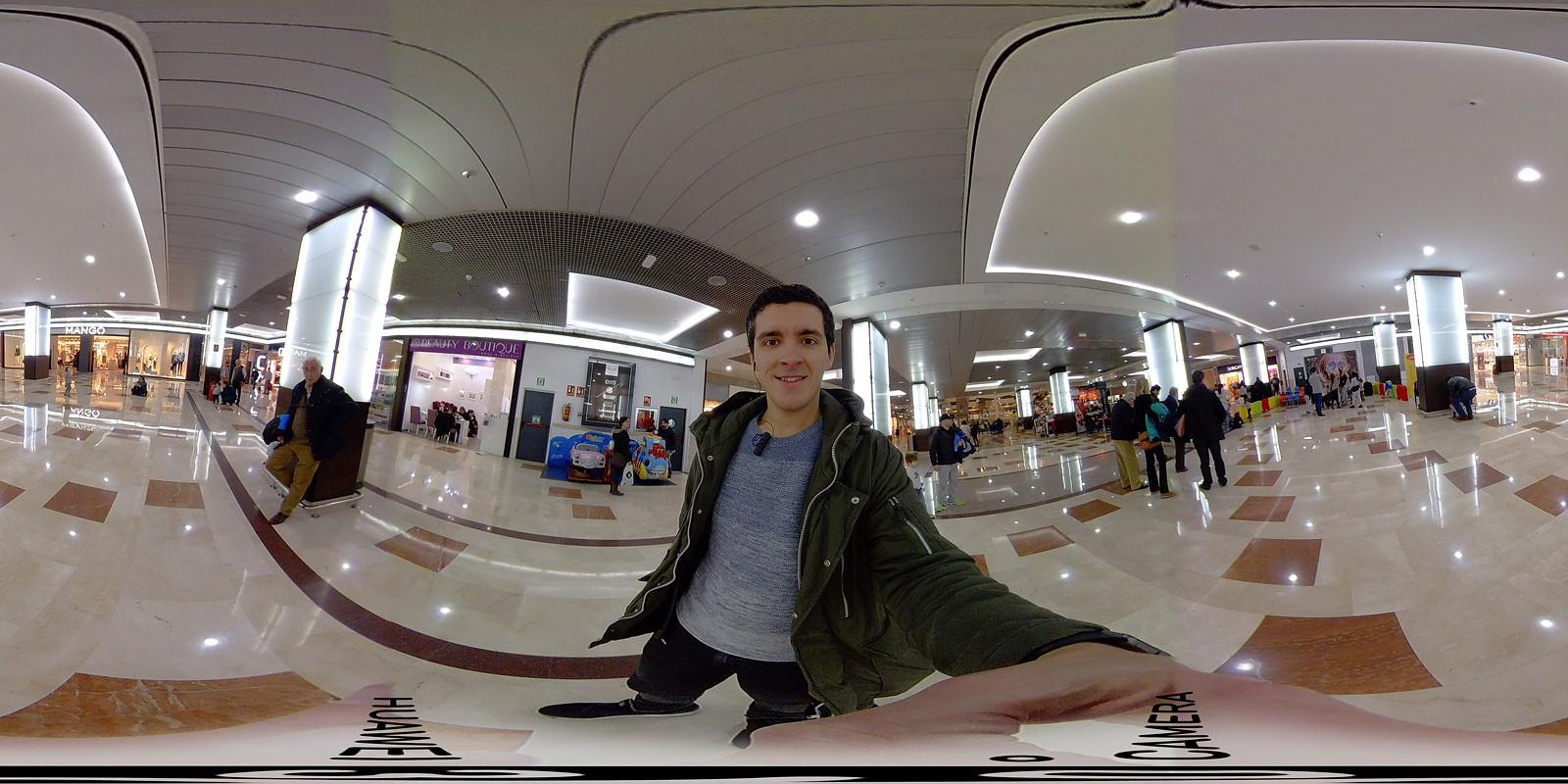 Foto de Huawei EnVizion 360 Panoramic VR, galería de fotos (3/12)