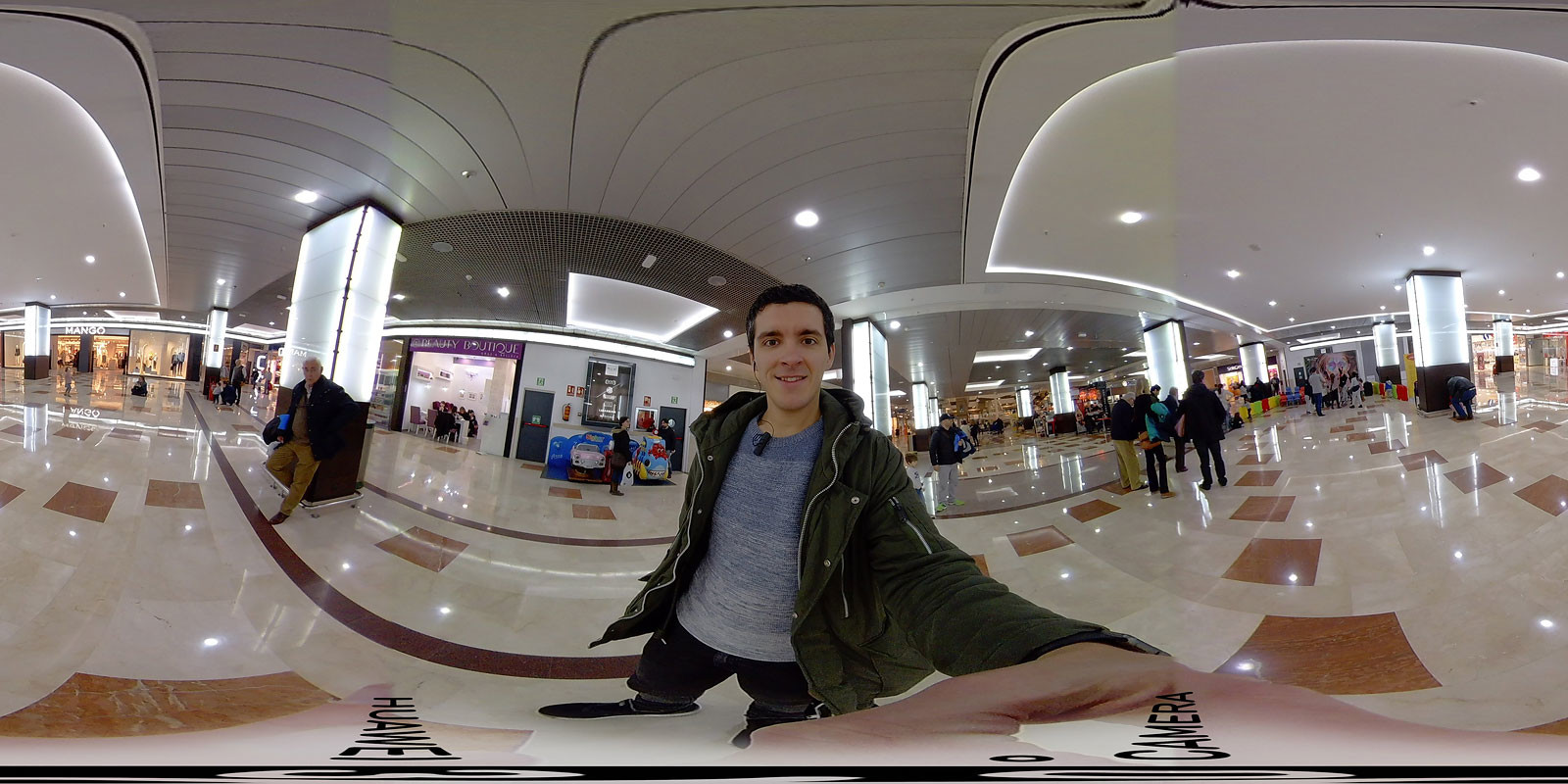 Huawei EnVizion 360 Panoramic VR, galería de fotos