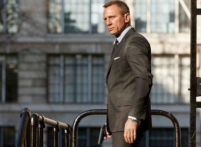 Todos los secretos del vestuario de 'Skyfall', la última entrega de James Bond (I)