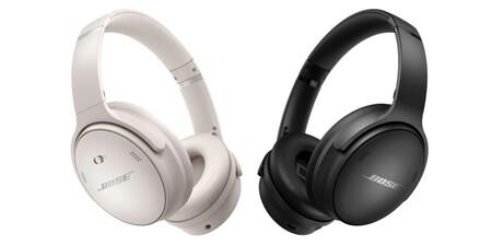 Se filtran los nuevos Bose QuietComfort 45: auriculares de diadema con hasta 24 horas de autonomía y cancelación de ruido