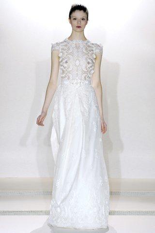 vestido novia colette dinnigan