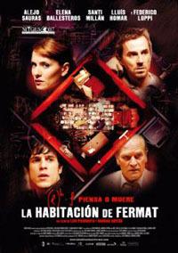 'La habitación de Fermat', el 'Cube' español
