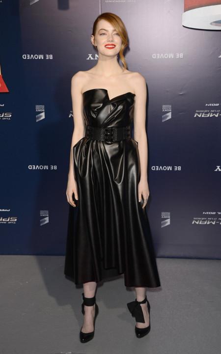 Emma Stone Lanvin