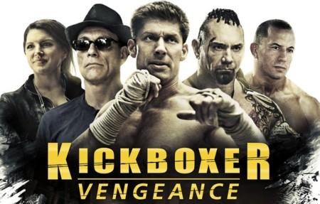 'Kickboxer: Venganza' da lo poco que promete