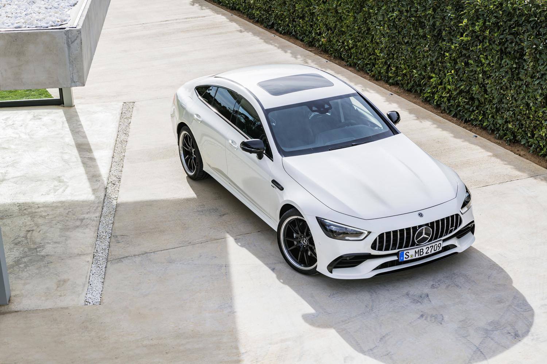 Foto de Mercedes-AMG GT (4 puertas) (19/40)
