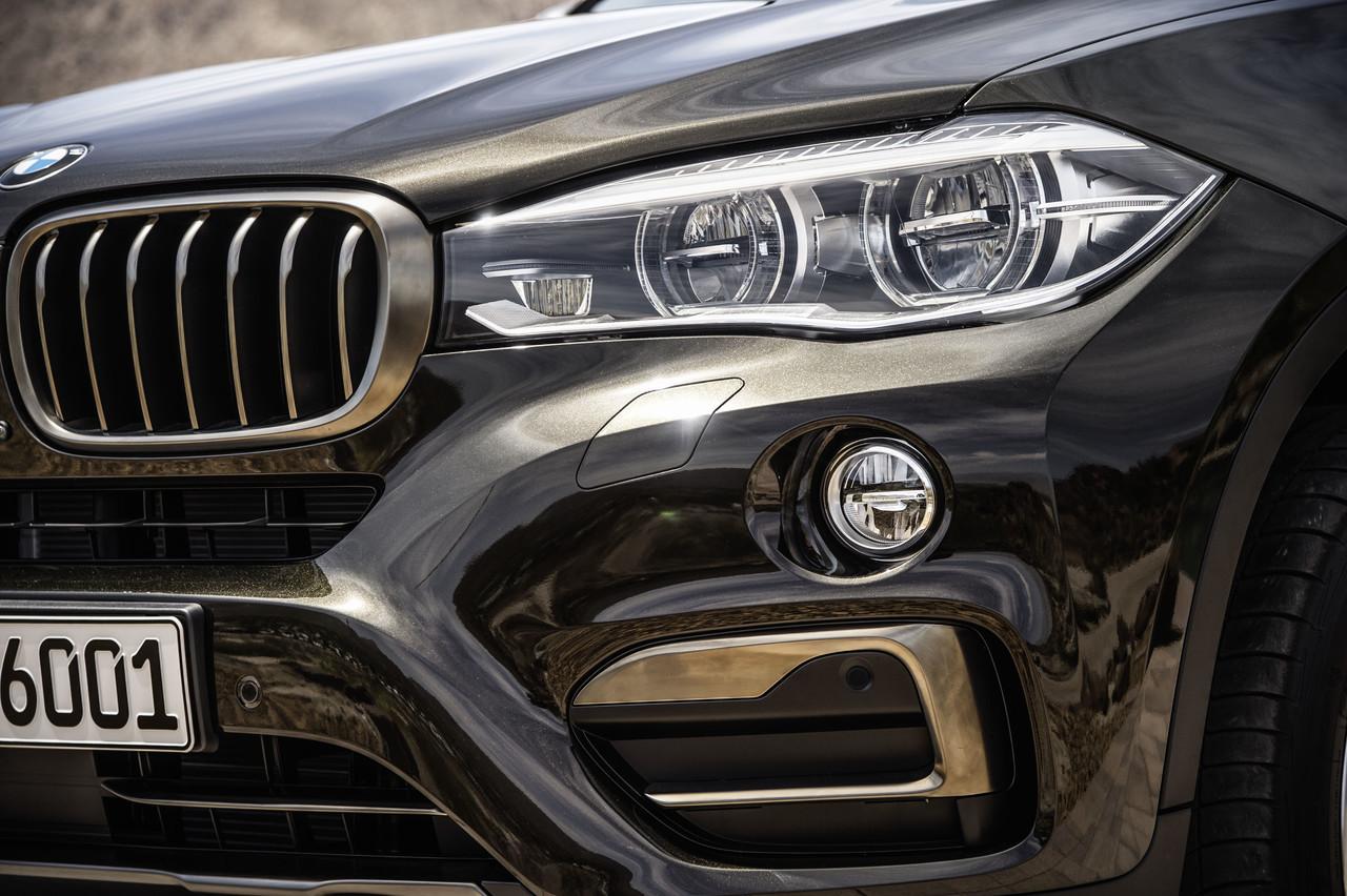 Foto de BMW X6 2014 (80/96)