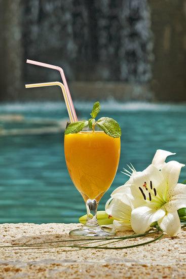 Zumo antioxidante menta Spa
