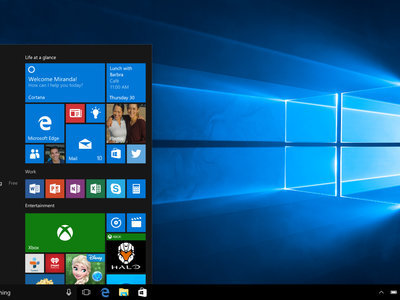 Windows 10 optimizará las aplicaciones en segundo plano para ahorrar batería
