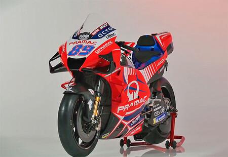Jorge Martin Pramac Ducati Motogp 2021
