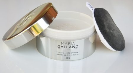 Probamos los polvos translúcidos Poudre Libre Sublime de Maria Galland
