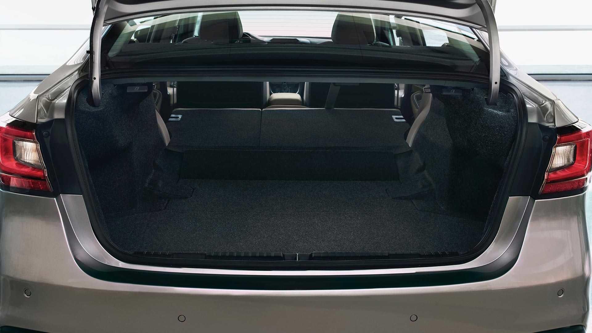 Foto de 2020 Subaru Legacy Sedan (13/14)