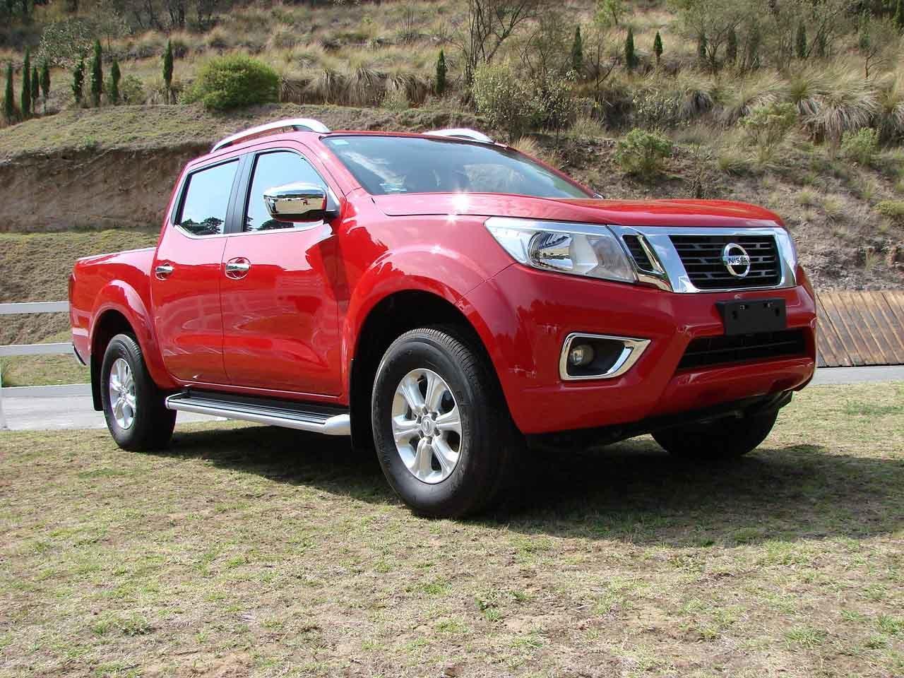 Foto de Nissan NP300 Frontier Diésel 4x4 prueba México (16/31)