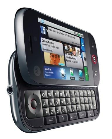 Los precios del Motorola Dext con Movistar