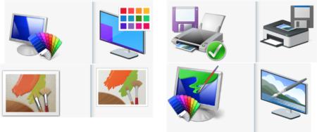 Estos son los nuevos iconos que vinen en las últimas compilaciones de Windows 10
