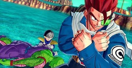 La pelea de los guerreros legendarios continua con Dragon Ball Xenoverse