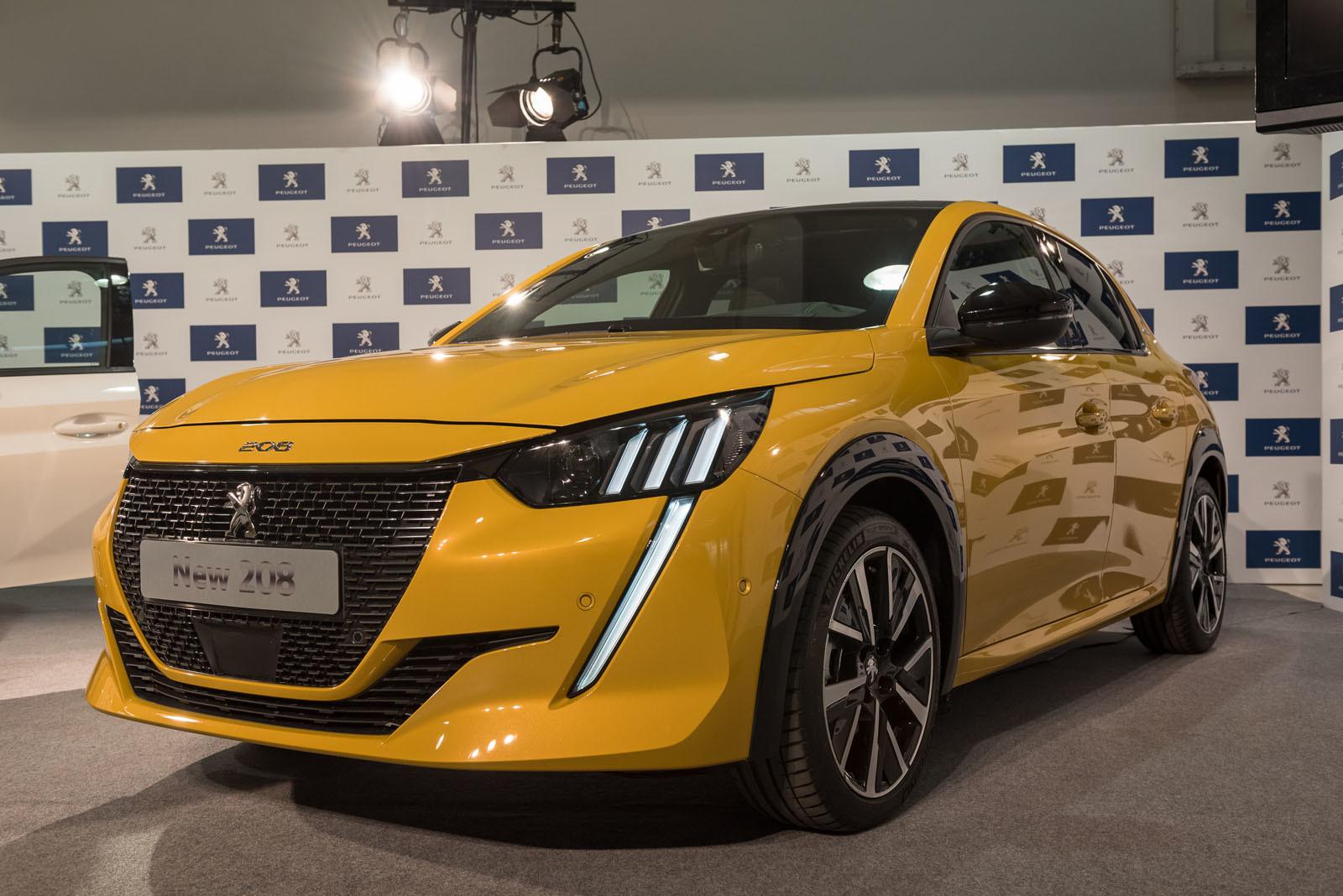 Foto de Peugeot 208 y e-208 2019 (presentación estática) (13/64)