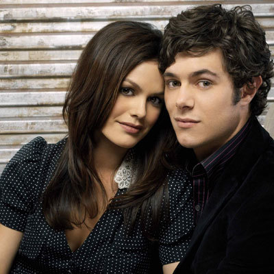 Rachel Bilson y Adam Brody