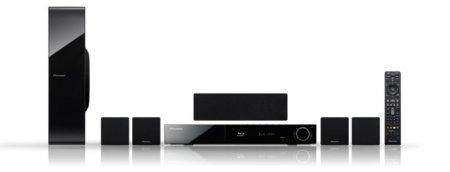 Pioneer dota de gran conectividad a sus nuevos cine en casa con Blu-Ray