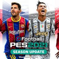 PES 2021 juntará por primera vez a Messi y Cristiano Ronaldo en una misma portada