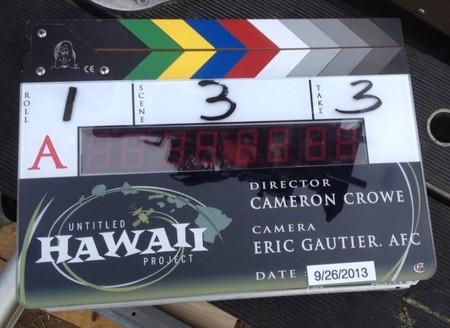 Cameron Crowe ya rueda su comedia hawaiana con Emma Stone, Bradley Cooper y Rachel McAdams