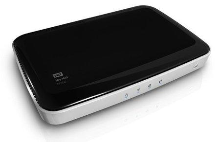 Western Digital presenta My Net, sus rotures con almacenamiento de hasta 2TB