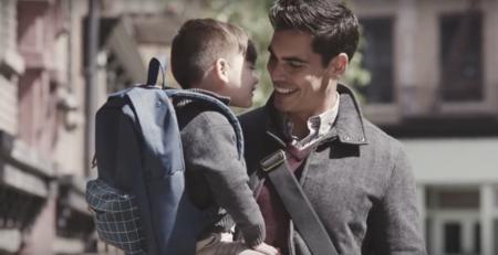 El modelo mexicano Felipe Hernández protagoniza la campaña fall-winter 2016 de Dockers