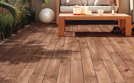 Suelos de madera para terraza