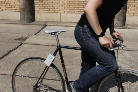 PhiLock es un candado cuya llave es tu smartphone y que te permite alquilar tu bicicleta