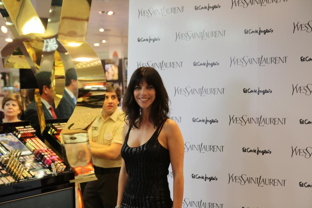 Foto de Maribel Verdú es la madrina del nuevo maquillaje de Yves Saint Laurent (6/13)
