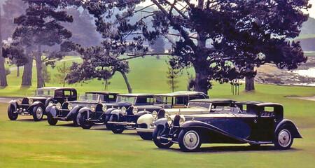El día que EE.UU. concedió la inmunidad diplomática a dos Bugatti Royale franceses para lucirse en Pebble Beach
