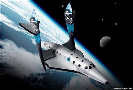Virgin cambia millas ahorradas por un viaje al espacio