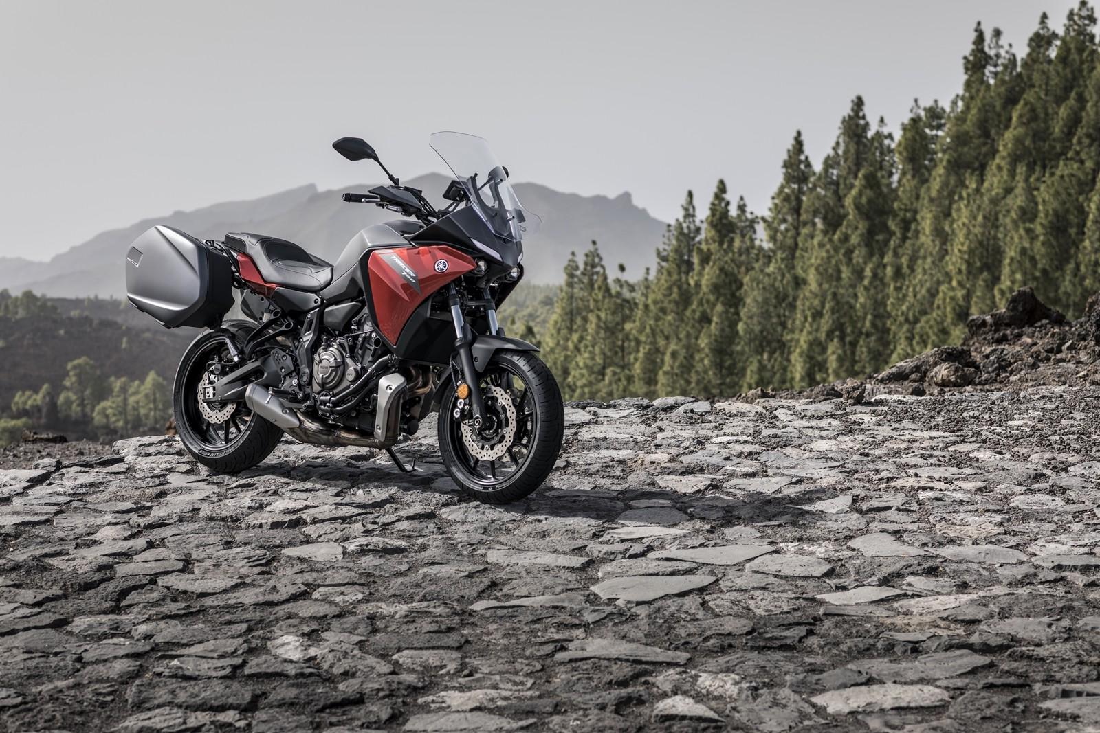 Foto de Yamaha Tracer 700 2020, prueba (45/47)