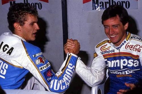 Joan Garriga contra Sito Pons. Así fue la mayor rivalidad de la historia del motociclismo español