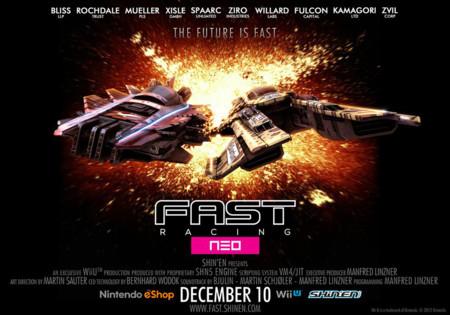 Fast Racing Neo Fecha
