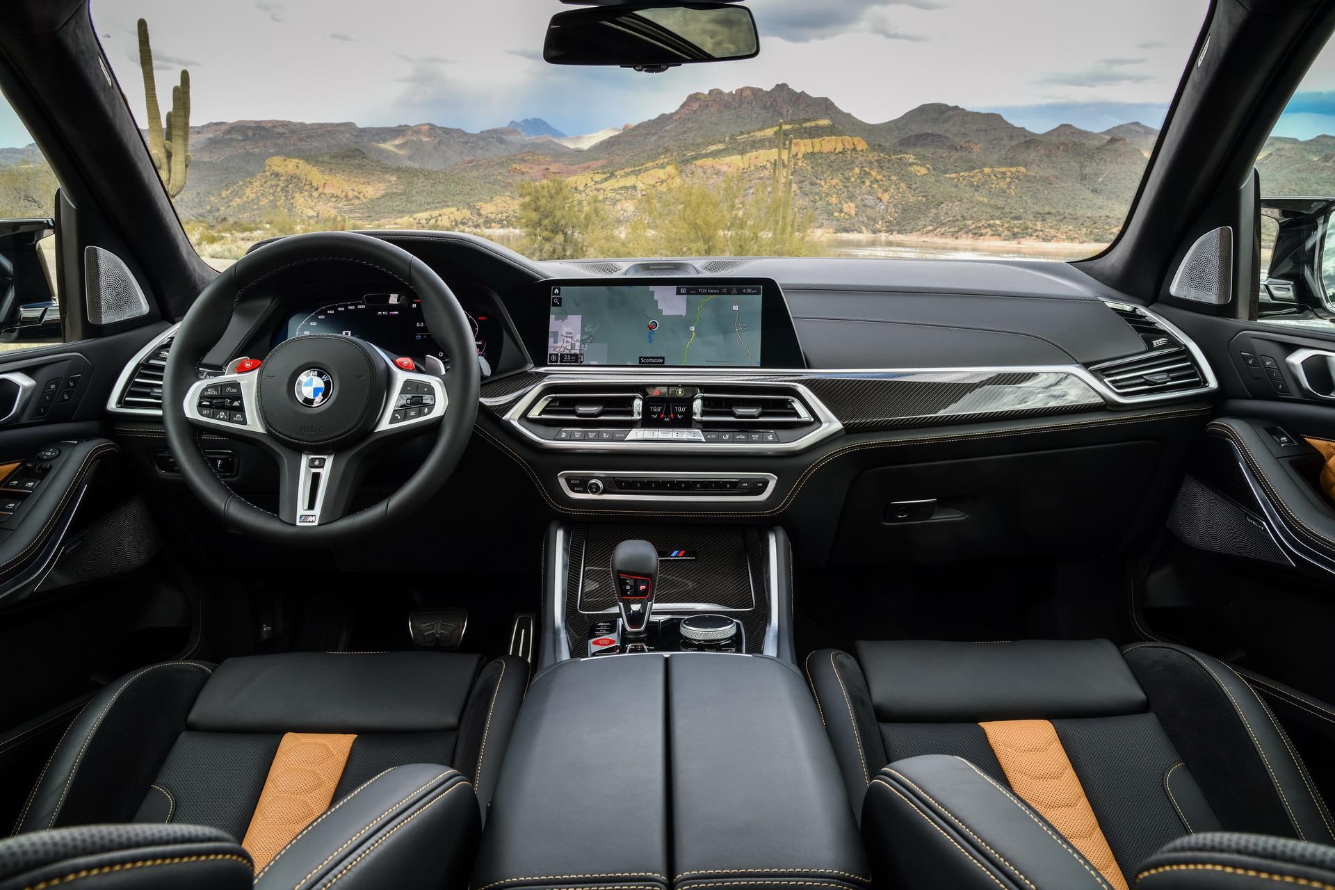 Foto de BMW X5 y X6 M Competition (11/31)