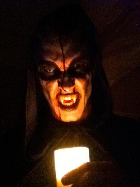 Halloween Jesús Vázquez