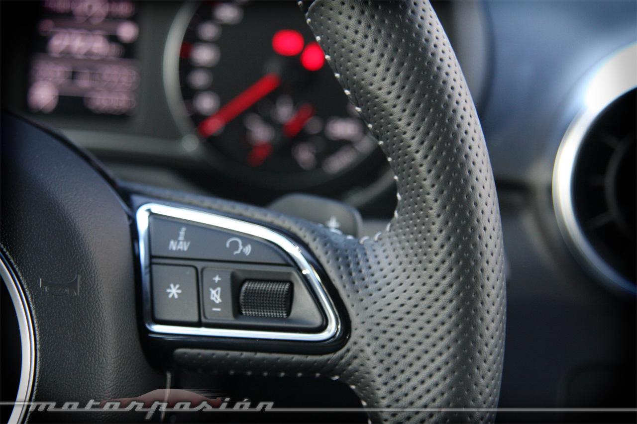 Foto de Audi A1 SportBack 1.4 TFSI CoD (prueba) (2/19)